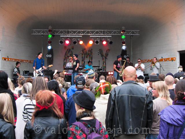Ämyrock 2012 - The Capital Beat