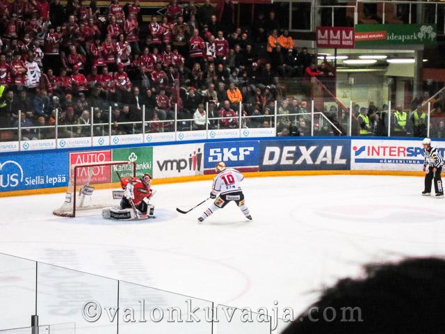 HPK - HIFK 27.10.2012, Rinkelinmäki