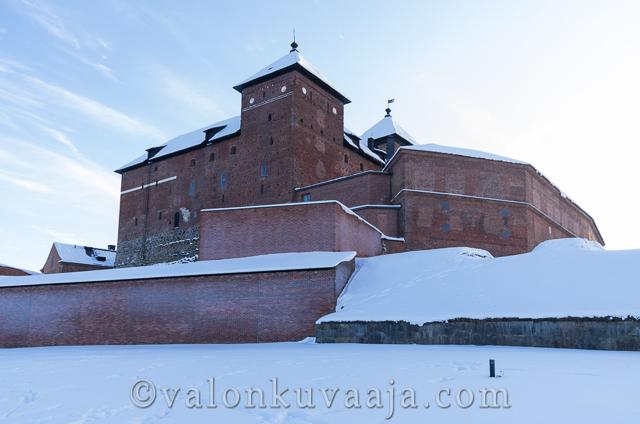 Hämeen linna. Valokuvaaja: Markus Kauppinen