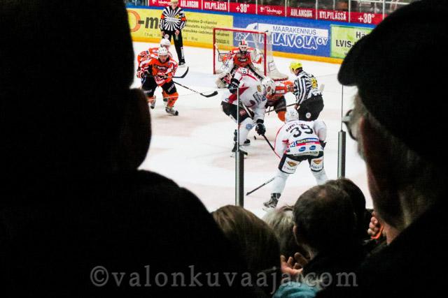 HPK 2 - JYP 3   25.3.2013. Kuvaaja: Markus Kauppinen