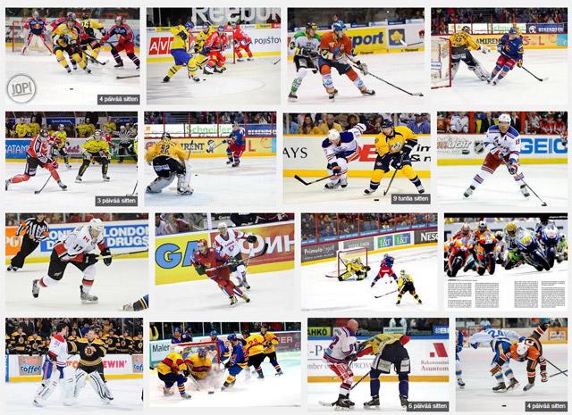 Google kuvahaku - SM-liigan playoffs