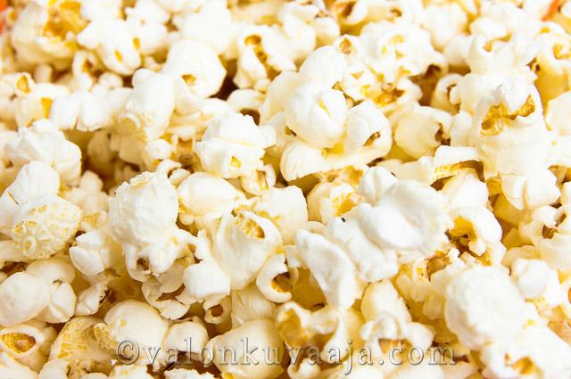 Vapun popcornit - Valokuvaaja: Markus Kauppinen