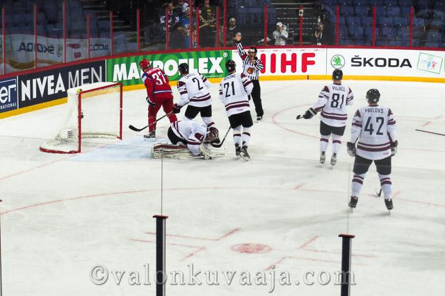Rus-Lat 6-0 4.5.2013 - Helsinki, Finland