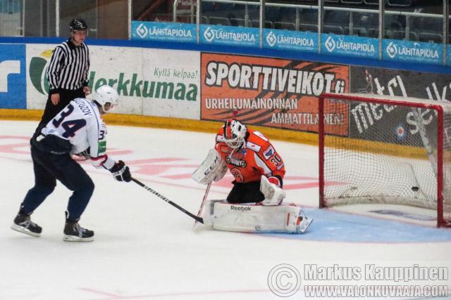 HPK-Turnaus 2013. HPK - Sibir. Valokuvaaja: Markus Kauppinen