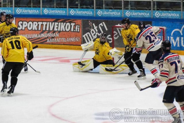 HPK-Turnaus 2013. Saipa - SKA. Valokuvaaja: Markus Kauppinen