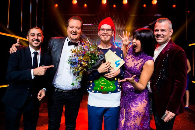 Talent Suomi 2016 voittaja Antton Puonto