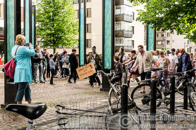 Zombie Walk - Markus Kauppinen.