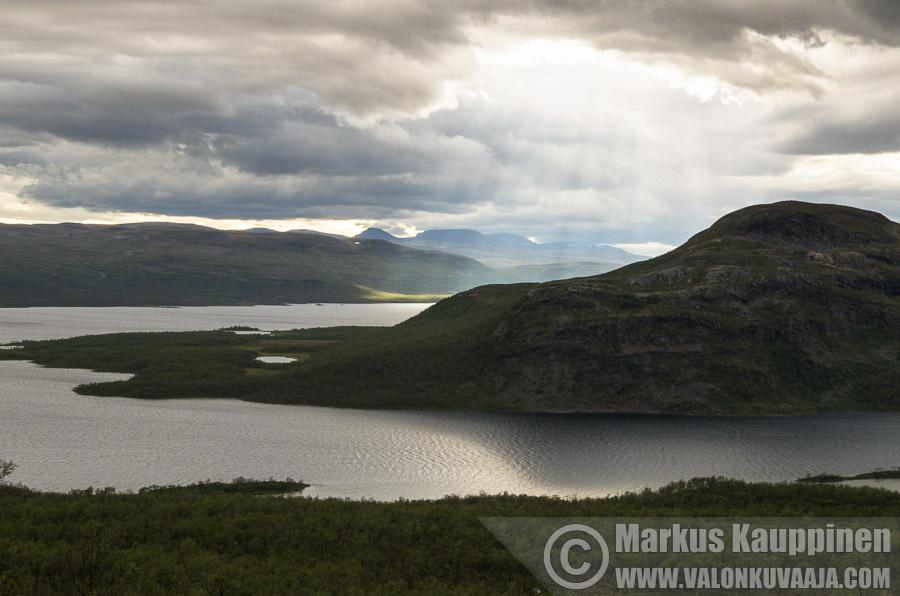 Kilpisjärvi. Kuvaaja: Markus Kauppinen