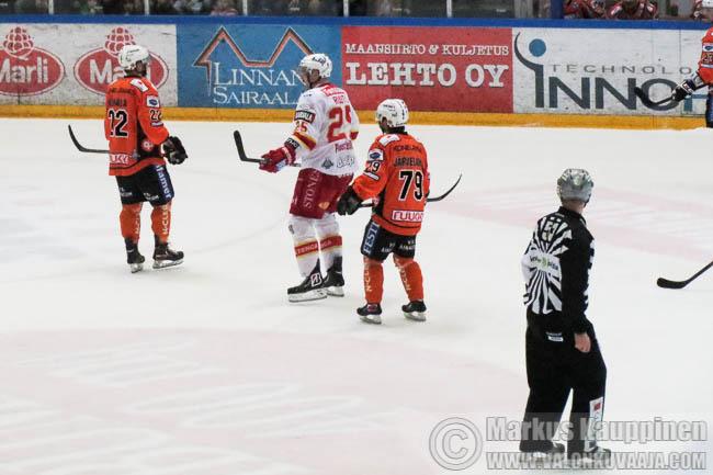 HPK - Jokerit, 16.3.2014. Kuvaaja: Markus Kauppinen