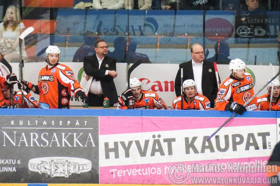 HPK - Jokerit, 16.11.2013. Kuvaaja: Markus Kauppinen